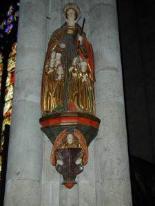 Sankt Ursula im Kölner Dom