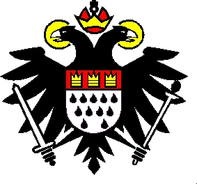 Das Kölner Stadtwappen