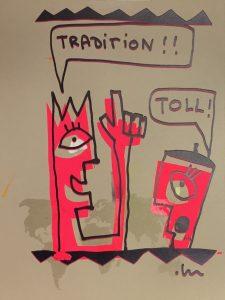 Klaus Winterfeld †: Tradition!! Toll!