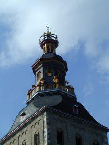 Die Kirche Sankt Ursula in Köln