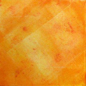 #28 Pigmente, Acryl auf Lw., 30*30 cm, 2014