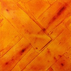 #31 Pigmente, Acryl auf Lw., 60*60 cm, 2014