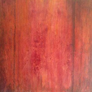#32 Pigmente, Graphit, Acryl auf Lw., 60*60 cm, 2014