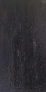 #148 [Umbra Grau] Pigmente (Umbra natur, Mangangrau), Gummi arabicum auf Lw., je 100*50 cm, 2019