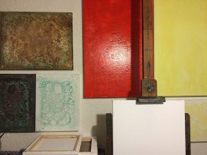 Im Atelier