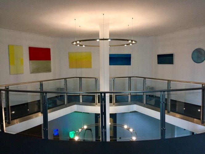 """Gruppenausstellung """"Dreierlei"""" mit Dieter Laue und Ingeborg Thistle"""