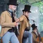 Coppelius beim Amphi Festival 2009 am Tanzbrunnen Köln